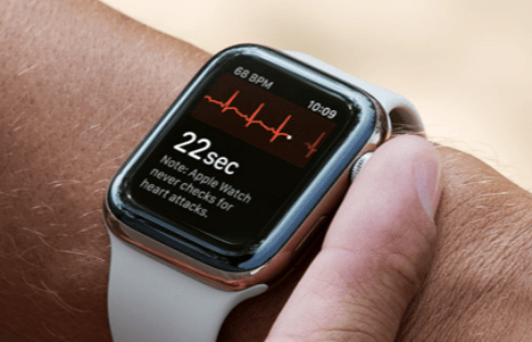 Apple Watch with ECG